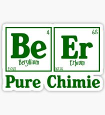 Pure Chimie 2 Sticker