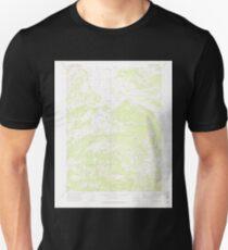 USGS TOPO Map Colorado CO Carbonate 400521 1974 24000 T-Shirt