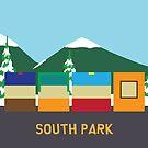 pbbyc - South Park Gang by pbbyc