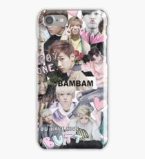 Bambam Collage iPhone Case/Skin