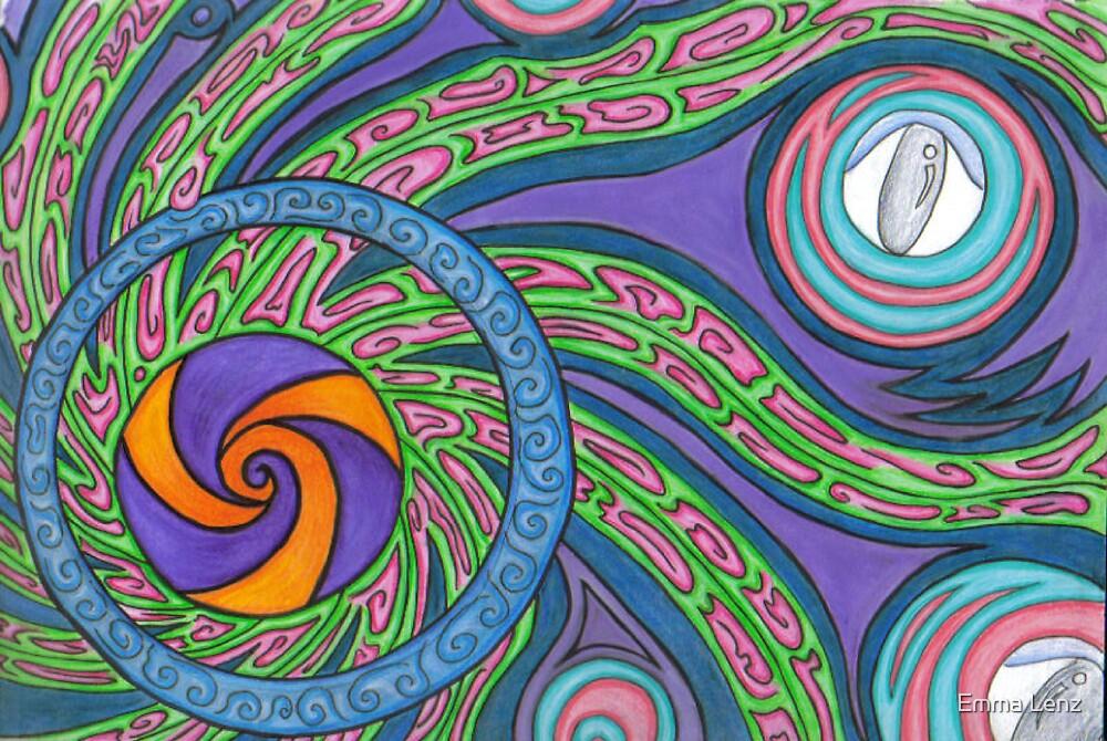 circles by Emma Lenz
