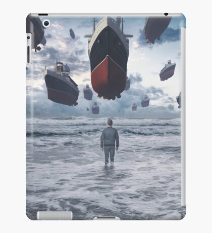 Kopabli iPad Case/Skin
