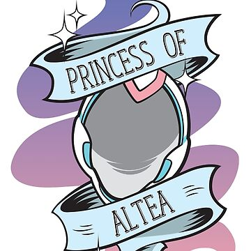 Princess of Altea by eveningshadow
