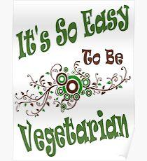 veganism I Poster