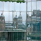 London In Glass by phil decocco