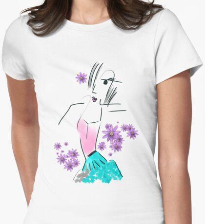abstract fashion T-Shirt