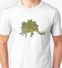 Stegosaurus - Dinosaur Art T-Shirt