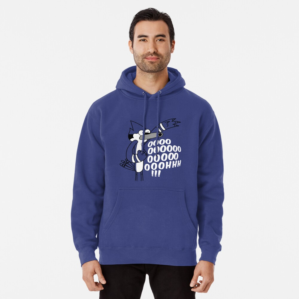 Mordecai Pullover Hoodie Front