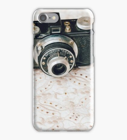 Spartus and Lace iPhone Case/Skin