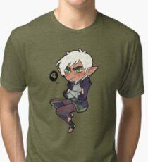 Fenris - Chibi Tri-blend T-Shirt