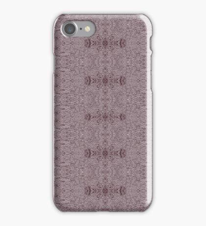 marron iPhone Case/Skin