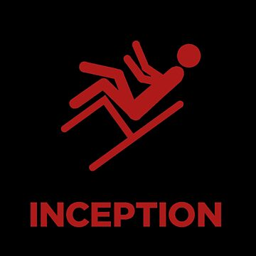 Inception minimal poster by joshyboy1357