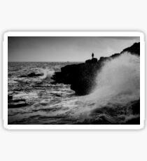 French Atlantic Coast - Storm Sticker