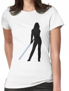 Jedi-Bride Womens Fitted T-Shirt