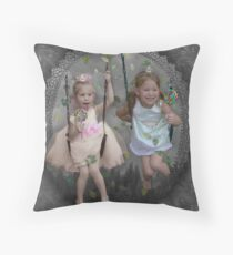 Dare To Soar Throw Pillow