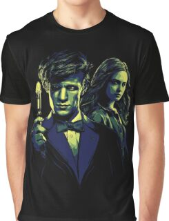 Doctor and his Companion Graphic T-Shirt