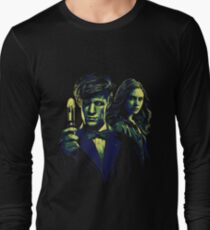 Doctor and his Companion Long Sleeve T-Shirt