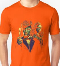 Doctor and his Companion Unisex T-Shirt