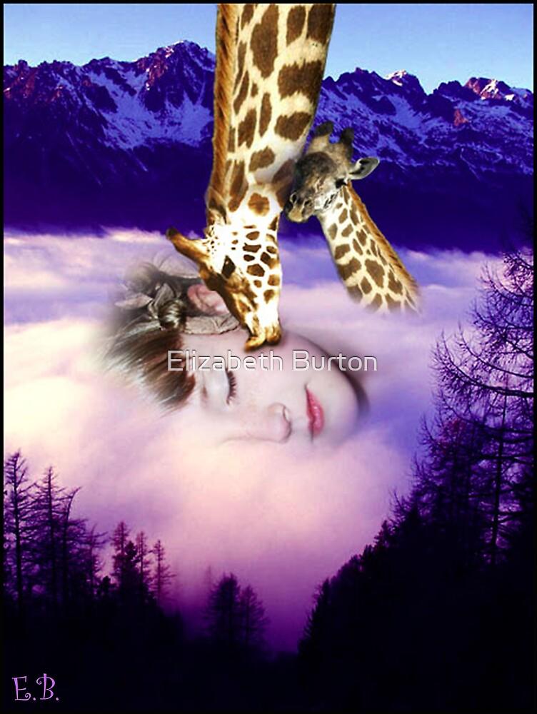 Sweet Dreams (larger for sale) by Elizabeth Burton