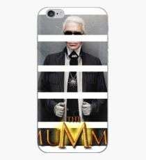 KARL THE MUMMY iPhone Case