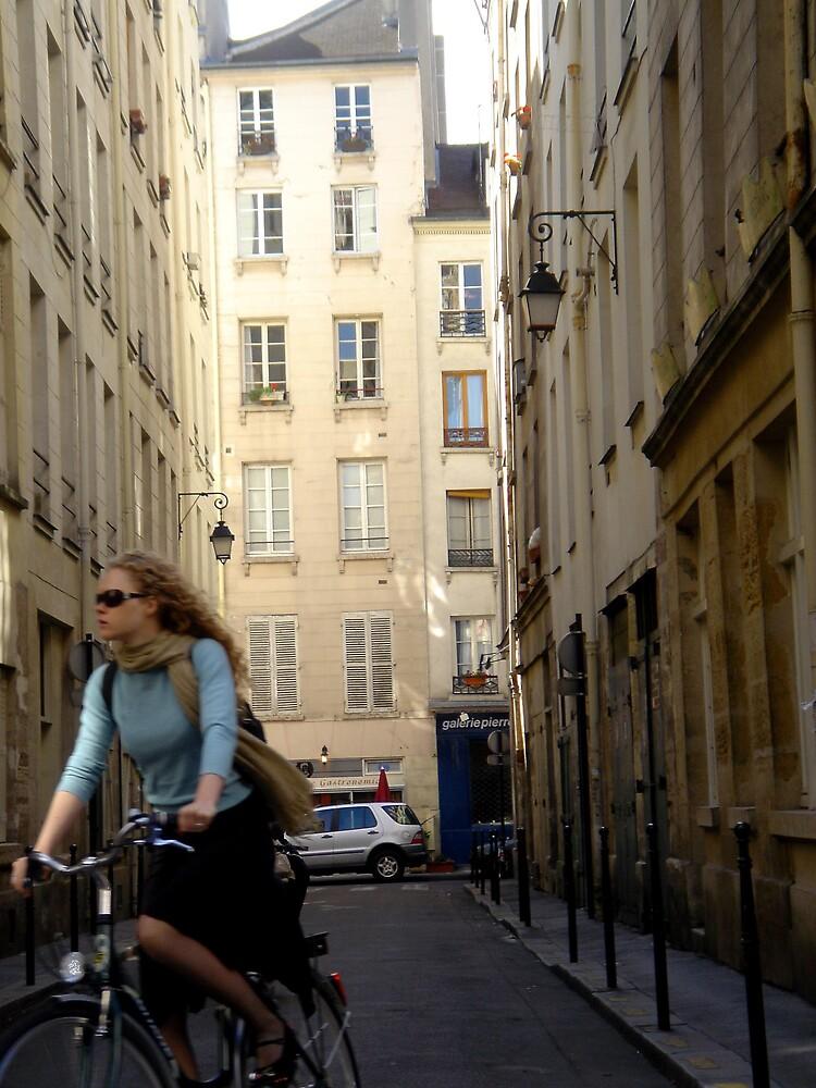 Paris Street by beckha