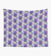 Anemone (Original painting sold) Wall Tapestry
