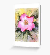 Rosemary's Rose (Original sold) Greeting Card