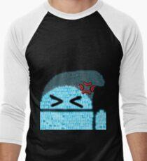 BeanieDroidv1.6 Men's Baseball ¾ T-Shirt