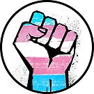 Trans Resist Fist by queeradise