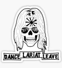 Scotty Haim - DLL Skull Sticker