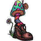 Mooshroom & Boot by ogfx