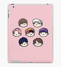 BTS Not Today iPad Case/Skin
