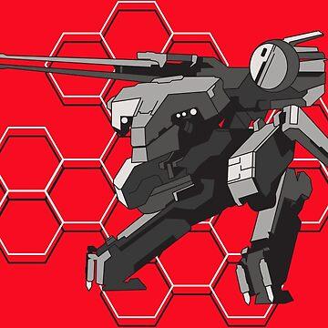 Metal Gear? by polmurphyartist