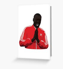 Stormzy vector Greeting Card