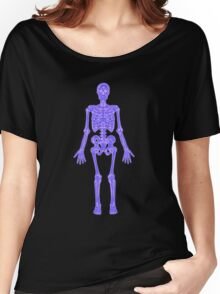 XRAY Skeleton iPhone / Samsung Galaxy Case Women's Relaxed Fit T-Shirt