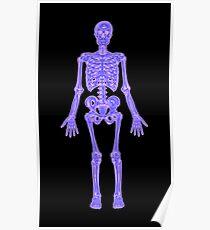 XRAY Skeleton iPhone / Samsung Galaxy Case Poster