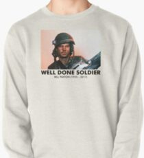 Well Done Soldier Pullover