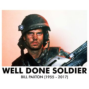 Well Done Soldier by billpaxton