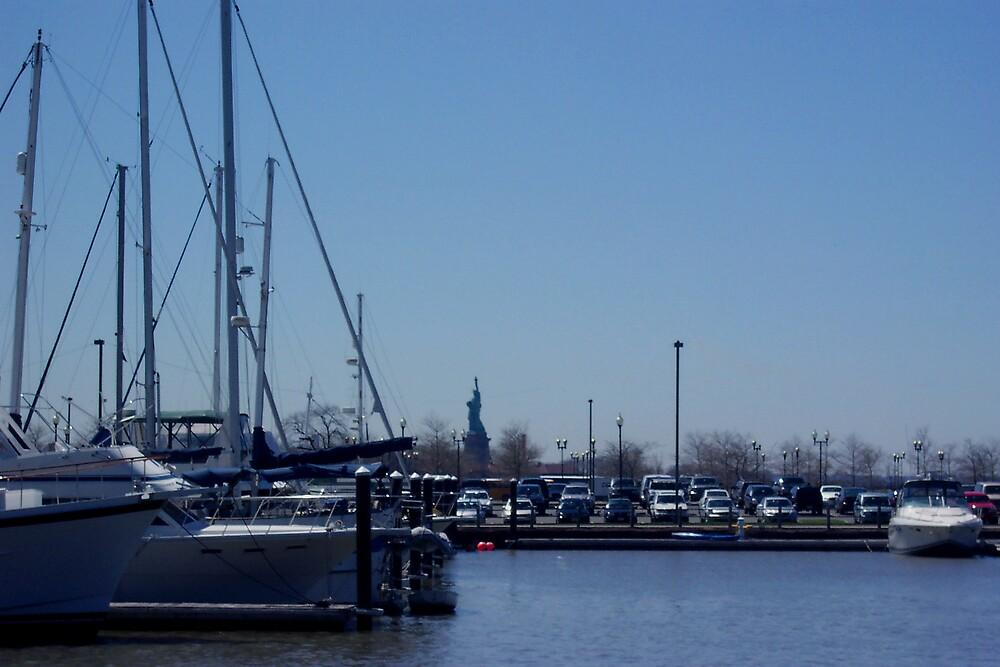 New York Marina 02 by Cardet