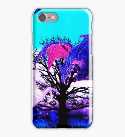 Good and Evil iPhone Case/Skin
