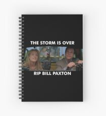 RIP Storm Chaser Spiral Notebook
