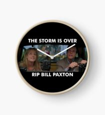 RIP Storm Chaser Clock