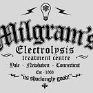 Milgrams Electrolysis by Chris Jackson
