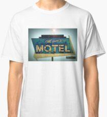 Mom's Motel T-shirt Classic T-Shirt