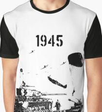 D DAY 1945 Graphic T-Shirt