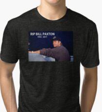Bill Paxton 1955-2017 Tri-blend T-Shirt