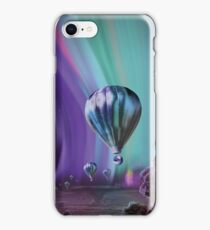 Space Travel Poster - Jupiter iPhone Case/Skin