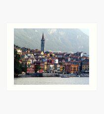 Varenna, Lake Como Art Print