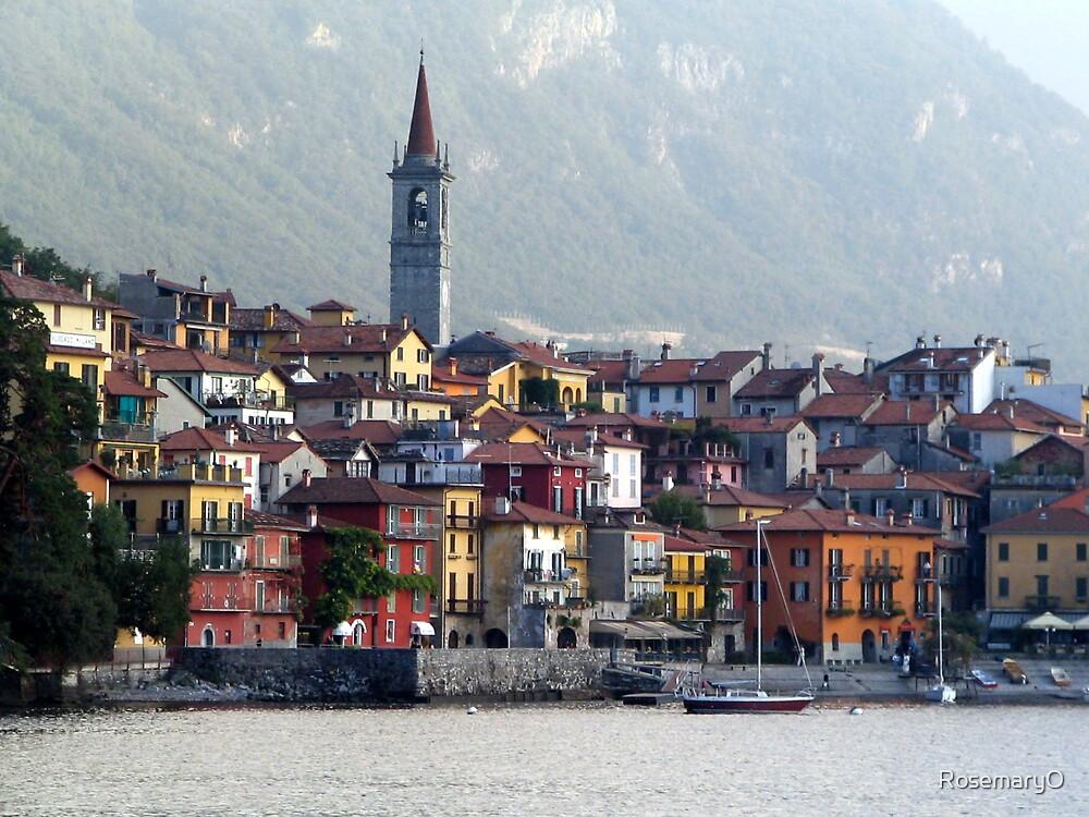 Varenna, Lake Como by RosemaryO