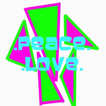 peace//love by retard